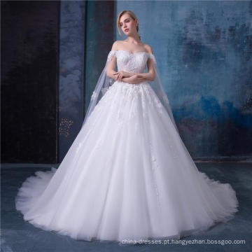 Vestido de noiva de alta qualidade vestido de noiva 2018 zhongshan vestido de noiva