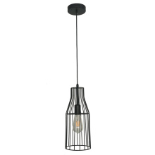 Pendant Lamp Vintage Metal Cage For Home Decoration