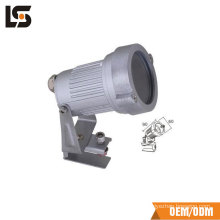 China OEM high pressure aluminium die casting housing for led spotlight