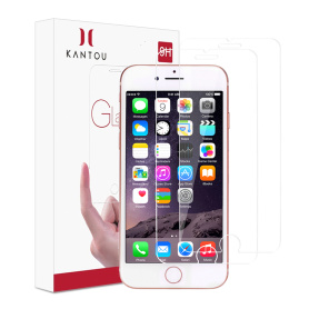 KANTOU HD Tempered Glass for iPhone 8