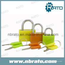 Hot Sales Color ABS Custom Padlock
