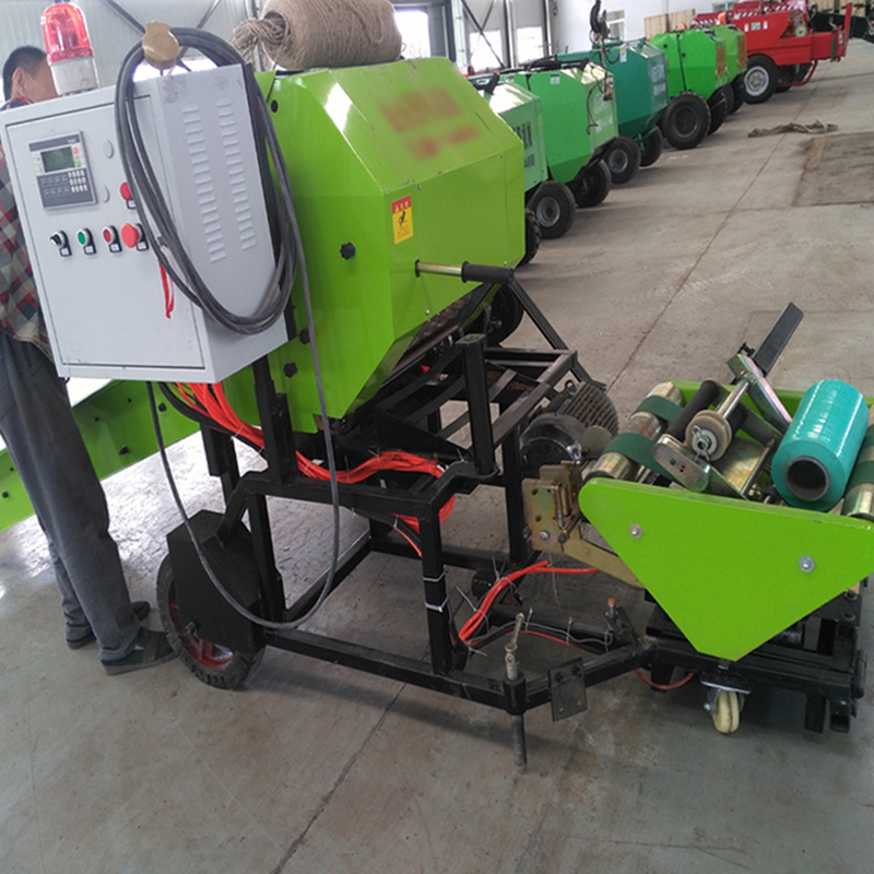 Grass Bale Machine Automatic