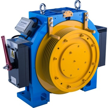 Gearless Traction Motor voor MR en MRL Lift