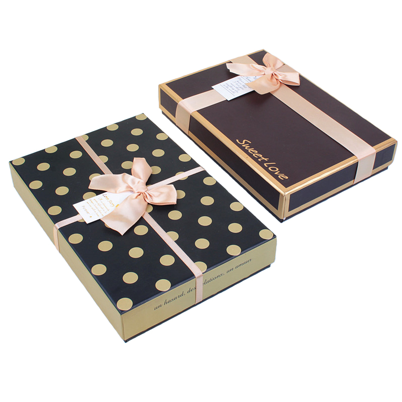Chocolate Paper Gift Box
