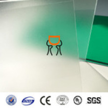 1mm/1.5mm/2mm frosted colored polycarbonate sheet