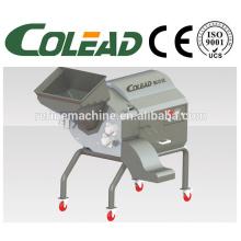 SUS 304 máquina de cortar en cubitos de la cebolla caliente de la venta / máquina de cortar de la patata / máquina de cortar industrial