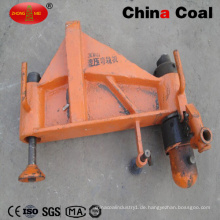 Horizontale hydraulische Stahleisenbahn-Biegemaschine