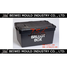 Injection Plastic Ballot Box Mould Manufacturer