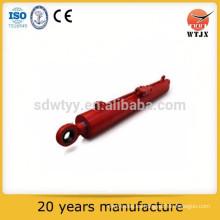 Cilindro hidráulico de doble efecto de alta calidad para maquinaria de elevación