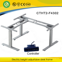 Европа и Америка горячая Распродажа компьютерный стол инструкции по сборке Электрические регулируемые по высоте столы