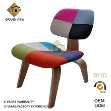 Sala de estar mobiliário Ash lazer madeira cadeira