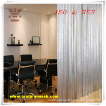 Factory Supply Decorative/ Chain Link Curtain Mesh with Cheap Price