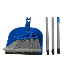 Wholesale China Plastic Soft Hand Broom With Iron Handle Dustpan Brooms And Dust Pans