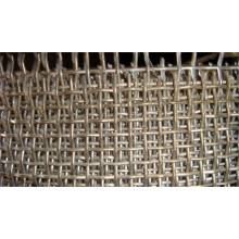 CE and SGS Marks Galvanized Square Wire Mesh Cloth (anjia-606)