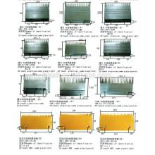 Rolltreppe Kammplatte / Fahrtreppenteile