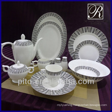 PITO hot sales porcelain dinnerware