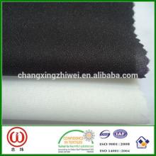 Doble punto de tejido de silicona tejida 50D hilo doble punto para hombres trajes