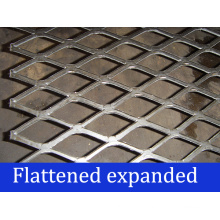 Flat/Flattened Expanded Metal
