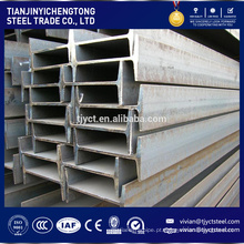 aço de alta qualidade i feixe / tamanhos de viga de aço / aço i-beam preços