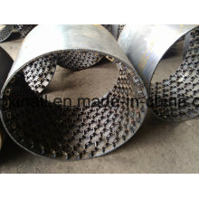 Épaisseur nette de filet de coquille de la tortue Ss304 Ss410 2.2mm / Ss 304 hex