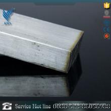 GB / T 905 decapado y recocido AISI 316L diámetro 15 mm * 15 mm barra cuadrada de acero inoxidable