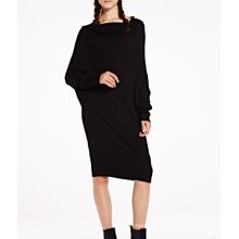 17 PKCS25291 2017 malha de lã cashmere de malha camisola da senhora vestido
