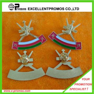 Promotional Metal Badge Pins (EP-B9074)