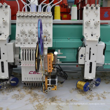 Mixed Flat Taping Sequin Embroidery Machine