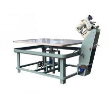 Semi automatic pocket spring mattress banding machine
