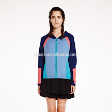 fashion colorful women cashmere hoodie