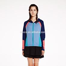 hoodie da caxemira das mulheres da forma colorida