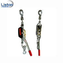 Berkualiti tinggi Wire Rope Ratchet Cable Winch Puller