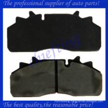 WVA29126 29159 GDB5095 FCV1406B D1438-8556 1628064 211433057008000 3057008000 12182192 for renault heavy truck brake pad