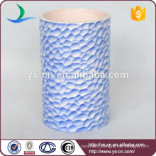 HOT sale natural style ceramic tumbler for bathroom