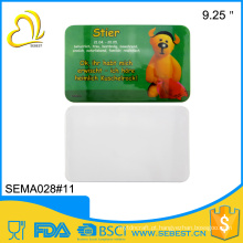 best selling products Non-slip melamine plastic chopping board
