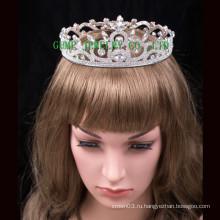 2016 Высокое качество Корона Rhinestone Tiara