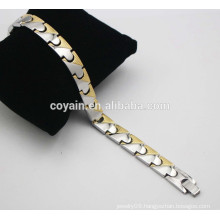 18k gold plated ION Bracelets Healthy balance Power Bracelets