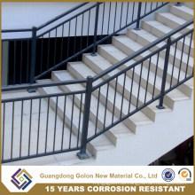 Neuer Design Bodenmontierter Treppengeländer