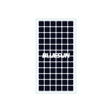 Bluesun 2019 Panels neue 330w 340w 4BB 72-zellige Mono-Panels mit transparentem Panel