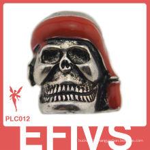 Popular Metal Skull Bead for Paracord Bracelets