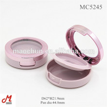 MC5245 Pink empty blush container/blush compact container