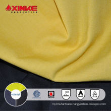 EN 1149-3 fire resistant reflective modacrylic fabric