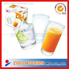 Venta al por mayor de moda barata de beber copa de cristal