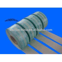 Heißsiegel-Flachrollenbeutel / -verpackung