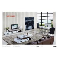 Современная домашняя мебель Мраморный журнальный столик