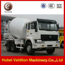 Camión mezclador de cemento 6X4 336HP 8m3