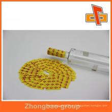 Venta caliente y sellado de tapa de PVC de alta calidad para cuello de botella