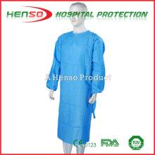 HENSO Medical NonWoven Aislamiento Vestido