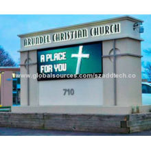 Church LED Sign, P10mm and P16mm ModelNew