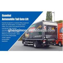 Guanhai automóvel porta portão